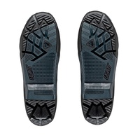 Leatt 2021 Replacement Soles for 4.5/5.5 Enduro Boots Black/Grey