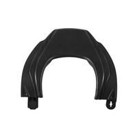 Leatt Replacement Back Brace Pack Black for GPX 5.5 Neck Brace [Size:SM-XL]