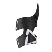 Leatt Left Lower Shin Plate for C-Frame Carbon Knee Brace