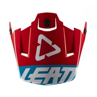 Leatt Replacement Peak Ink/Blue for 2019 GPX 3.5 V19.2 Helmets