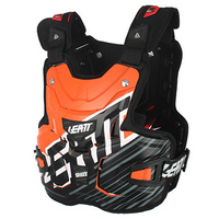Leatt L5015300122 Chest Protector Lite Shox Orange