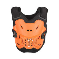 Leatt 2.5 Chest Protector Mini Orange/Black 110-134cm