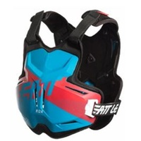 Leatt Rox 2.5 Chest Protector Blue/Red 50-80kg