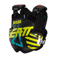 Leatt Rox 2.5 Chest Protector Lime/Teal 50-80kg