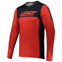 Leatt 2021 Moto 5.5 Ultraweld Jersey Red
