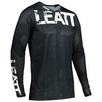 Leatt 2021 Moto 4.5 X-Flow Jersey Black