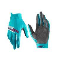 Leatt 2022 Moto 1.5 GripR Gloves Aqua