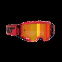 Leatt 5.5 Velocity Goggles Iriz Red Red 28%