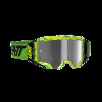 Leatt 5.5 Velocity Goggles Neon Lime Light Grey 58%