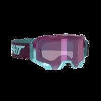 Leatt 4.5 Velocity Goggles Iriz Aqua Purple 78%