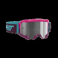 Leatt 4.5 Velocity Goggles Neon Pink Light Grey 58%
