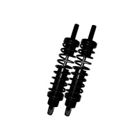 "Legend 1310-0939 Revo 13"" Heavy Duty Rear Shocks Black FLH'99up"