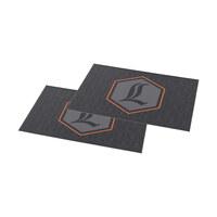 Legend LEG-4320-2401 Legend ARC Reservoir Canister Decal Orange