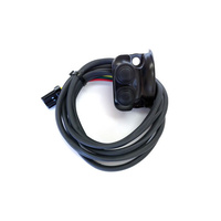 """Legend LEG-500-0001 Handlebar Control Switch Black for 1"""" or 1-1/4"""" Bars Running Late Air Suspension"""