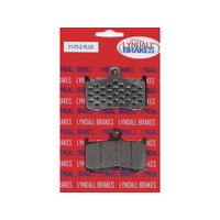 Lyndall Racing LRB-7175-Z Z-Plus Series Front Brake Pads Victory Cruiser'08up Vegas Jackpot, Hammer, Cross Country, Cross Roads