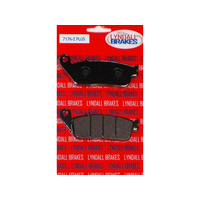 Lyndall Racing LRB-7176-Z Z-Plus Series Rear Brake Pads All Victory Cruiser'08up Vegas Jackpot, Hammer, Cross Country, Cross Roads