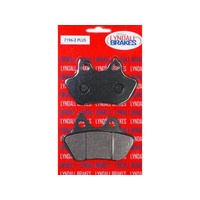 Lyndall Racing LRB-7196-Z Z-Plus Series Rear Brake Pads for Softail 06-07 w/200mm Rear Tyre