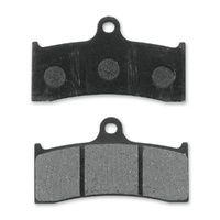 Lyndall Racing LRB-7202-Z Z-Plus Series Brake Pads for Performance Machine 112x6B Calipers