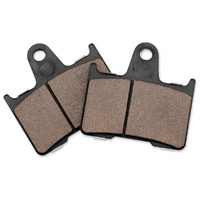 Lyndall Racing LRB-7235-Z Z-Plus Series Rear Brake Pads for Sportster 14-Up