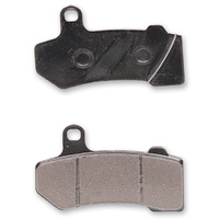 Lyndall Racing LRB-7254-Z Z-Plus Series Front or Rear Brake Pads for Touring 08-Up/V-Rod 06-17