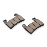 Lyndall Racing Brakes LRB-8181-Z Brake Pads for Front on Softail 15-Up/XR1200 08-12