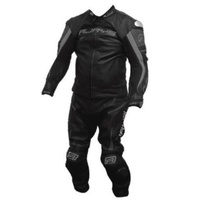 Rjays Samurai III 2-Piece Suit Black/Titanium Grey