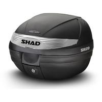 Shad SH29 Top Case Black 29L