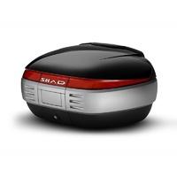 Shad Matte Black Colour Panel for SH50 Top Cases
