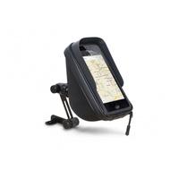 "Shad Phone Holder/Pocket Handlebar Mounted (180mm x 90mm) (6.6"") 1L"