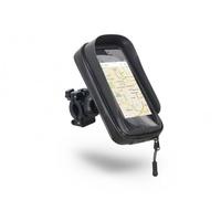 "Shad Phone Holder/Pocket Mirror Mounted (180mm x 90mm) (6.6"") 1L"