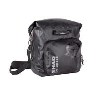 Shad Zulupack SW18 Waterproof Laptop Bag w/Inner Bag Black 18L