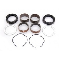 DNA FORK SEAL AND CLIP KIT 1984-UP 59-62MM INVERTED FRONTEND SUIT HARLEY
