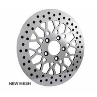 DNA MESH STYLE REAR BRAKE ROTOR 84-UP MODELS SUIT HARLEY OR CUSTOM USE