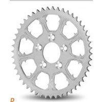 DNA Specialty Greed Sprocket 51t Chrome Suits Harley Davidson or Custom Use