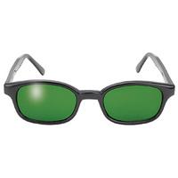 KD'S Sunglass Dark Green Lens Original KD'S