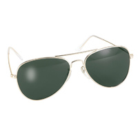 AVIATOR GOLD FRAME WITH G-15 GREY LENS MFG#80013