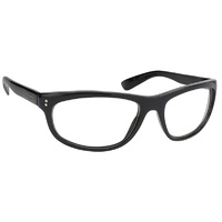 DIRTY HARRY BLACK FRAME WITH CLEAR LENS MFG#81015
