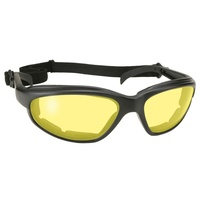 GOGGLE, FREEDOM YELLOW LENS PACIFIC COAST #43112