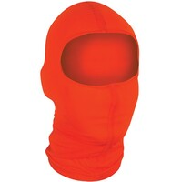 BALACLAVA, NYLON HIGH-VIS ORANGE ZANHEADGEAR WBN142