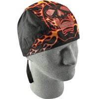 ZAN HEADGEAR HELL SKULL FLYDANNA SUIT ALL MOTORCYCLE RIDERS