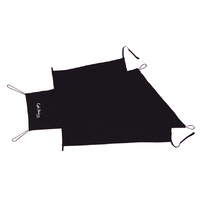 CYCLE SHADE MOTORCYCLE COVER FITS M OST MOTORCYCLES BLACK 2 WAY STRETC