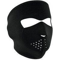 Zanheadgear Neoprene Full Face Black Mask WNFM114