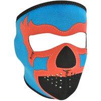 ZanHeadgear New High Visibility - Lime Half Face Mask