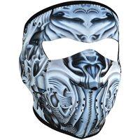 Zanheadgear Neoprene Full Face Bio-Mechanical Mask WNFM074