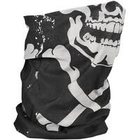 ZanHeadgear Motley Tube Skull & Bones 100% Polyester T227