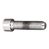 Colony Machine PSHC-273 Polished Chrome Socket Head Allen Bolt UNC 5/16-18x7/8 Sold Each (Risers)