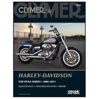 Clymer 08250 Dyna FXD Models 2006-11 Service & Repair Manuel