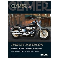 REPAIR MANUAL   CLYMER M250 SOFTAIL ALL MODELS 2006/2009 DETAILED SERVI