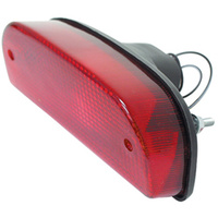 "Tail light Wide Ass Style fxwg fxst 80-99 with 7"" Rear Fender suit Harley"