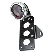 TC Bros TAILLIGHT/LICENSE PL BRKT KIT CUST USEBLK 33 FORD LED LIGHT MOUNT HORIZONTAL OR VERTICAL